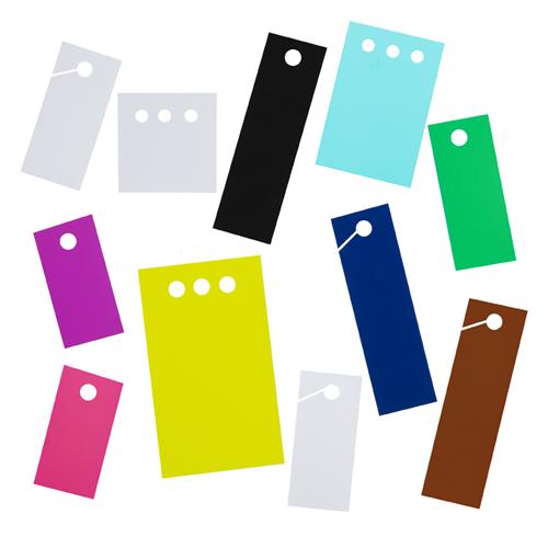 backtag hangtag label holders