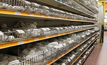 Shelf Strips & Moldings