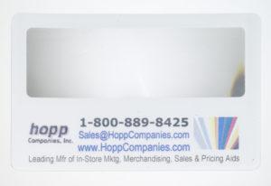 hopp printed magnifier