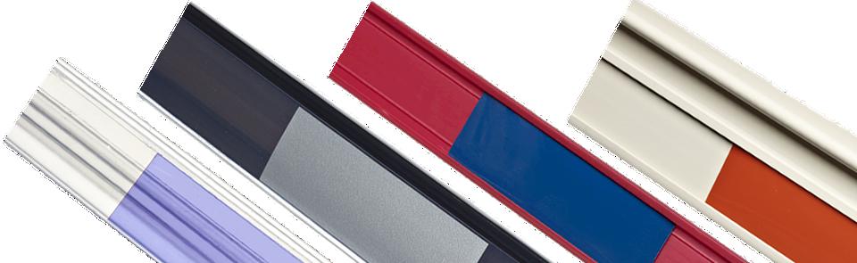 store shelf edge modnings