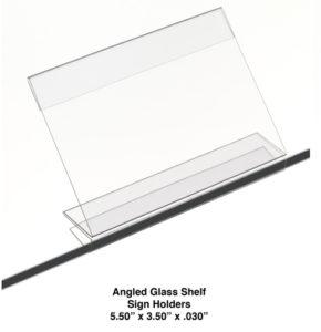 glass shelf sign holder2